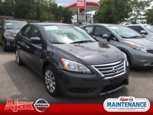 2014 Nissan Sentra 1.8 S*Great Shape*One Owner