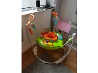 Used 6 times only immaculate condition jumperoo