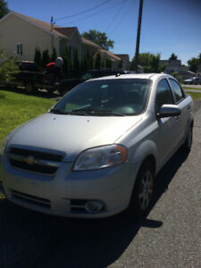 2011 Chevrolet Aveo LT Berline
