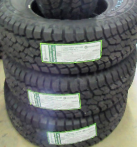$800 TOTAL PRICE Roverlo Ridgetrak A/T LT265/70/17 10ply-NEW TRE