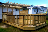 DeckKing your local deck andpatio specialists