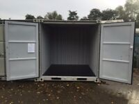 7' Storage Container Lockup at Lenwade. Secure, Dry & Easy 24/7 Access. Insured VAT reg'd Provider.