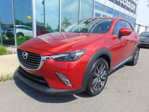 2016 Mazda CX-3 GT AWD CUIR NAVI activsense package