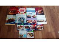 Selection of Weightwatchers Books