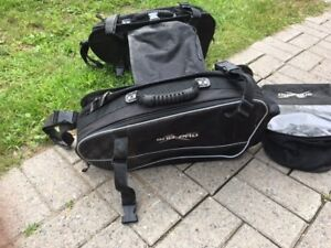 Polaris Indy Saddle Bags