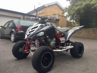 Yamaha Raptor 700 R 2007 *ROAD LEGAL* Special Edition
