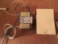 12volt Transformer For Rapido Confort , Record , Export & matics