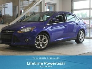 2013 Ford Focus Titanium-Moon Roof-Nav-Heated Leather Seats