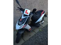APRILIA SR 125 MT LOW MILEAGE