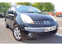 2006 (56) Nissan Note SE 1.6 Petrol   Yes Cars 4 u - Portsmouth - PART EX To Clear