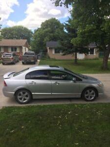 2006 Acura CSX Sedan