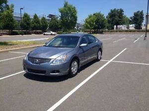Nissan Altima 2.5 S. Clean car proof, remote starter
