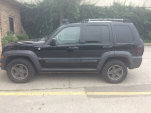 2006 Jeep Liberty Renegade SUV, Crossover