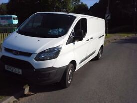 2013 Ford Transit Custom 290 ECO-TECH (LWB L/R) NO VAT