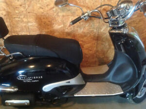 Brand New Out of The Box Moped