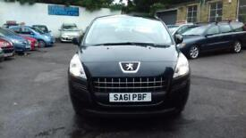 Peugeot 3008 Crossover 1.6HDi ( 112bhp ) FAP Active - 2011 - 61 REG -