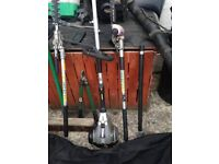 Titan 3 in 1 Hedge Cutter, Strimmer & Chainsaw