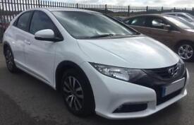Honda Civic SE Plus FROM £41 PER WEEK!