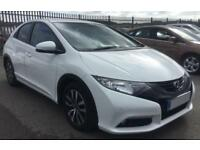 HONDA CIVIC 1.4 1.6 1.8 2.2 I-VTEC ES-T SI TI SE PLUS SPORT SR FROM £41 PER WEEK