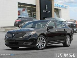 2016 Lincoln MKS EcoBoost
