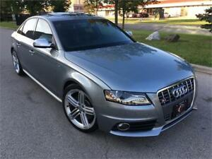 2011 AUDI S4/NAVI/CAMERA/PREMIUM*B/O SOUND/NO ACCIDENT/1OWNER