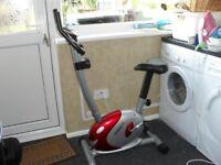 OneBody excercise bike magnetic - bike in good order - computer broken- £40.00 ono