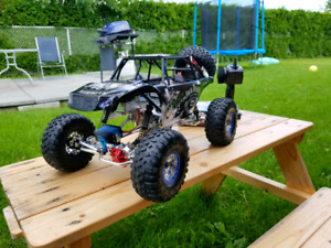 Brand New Custom Built Wraith RTR Crawler Axial Traxxas rc4wd