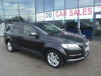 2008 08 AUDI Q7 3.0 TDI QUATTRO 5d AUTO 240 BHP **** GUARANTEED FINANCE **** PART EX WELCOME ****