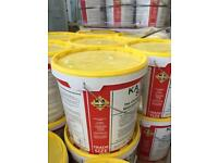 Tanking slurry waterproofing for cellars basements swimming pools