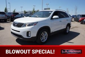 2015 Kia Sorento AWD LEATHER EDITION Accident Free,  Leather,  H
