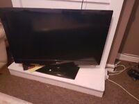 50 inch LG flat screen tv