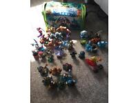 Skylanders • Giants + Original + Swap Force + Trap Team and More • Special Edition Case