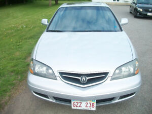 2003 Acura CL Coupe (2 door)