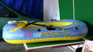 Inflatable Boat- Like New