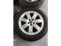 Tyres alloy