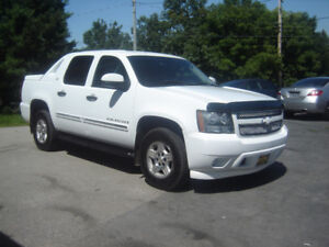 2008 CHEV AVALANCHE 4 DOOR 4X4