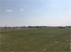 Private Hangar Lots for Lease in Edson