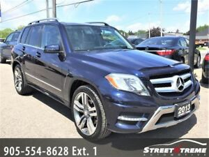 2013 Mercedes-Benz GLK350 ACCIDENT FREE NAVI BACKUPCAM PANO ROOF