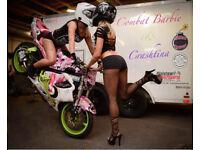 honda cbr600 stunt streetfighter