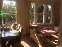 Double Room to rent in a beautiful flat 5 mins from Barnes Bridge