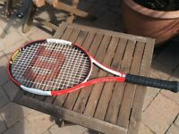 Tennis rackets x3
