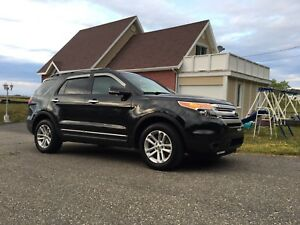 Ford Explorer XLT 2014 AWD full