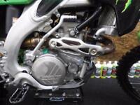 Kawasaki KXF 450 Motocross bike