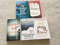Nearly New Bestsellers!