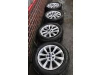 "2015 FORD KUGA 17"" ALLOYS WITH GOOD TYRES"