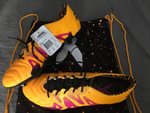 Brand New Adidas X 15.1 FG/AG Leather Boots