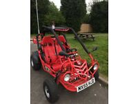 Road legal 150cc buggy 4stroke