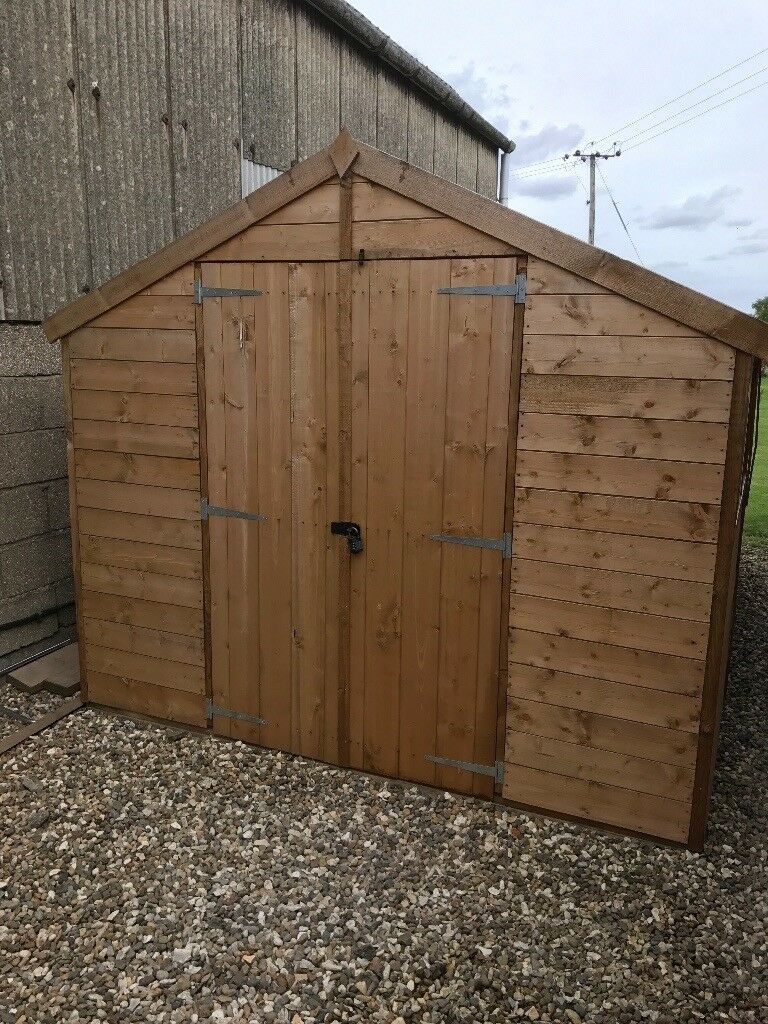 "Garden Sheds Gumtree 12""x8"" garden shed 