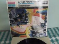 The Moody Blues...Days of Future Passed...vynil album
