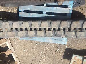 Case tr270 rubber tracks